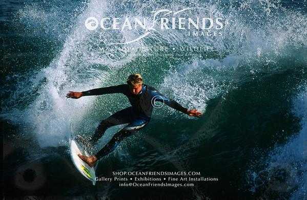 Surfing Prints